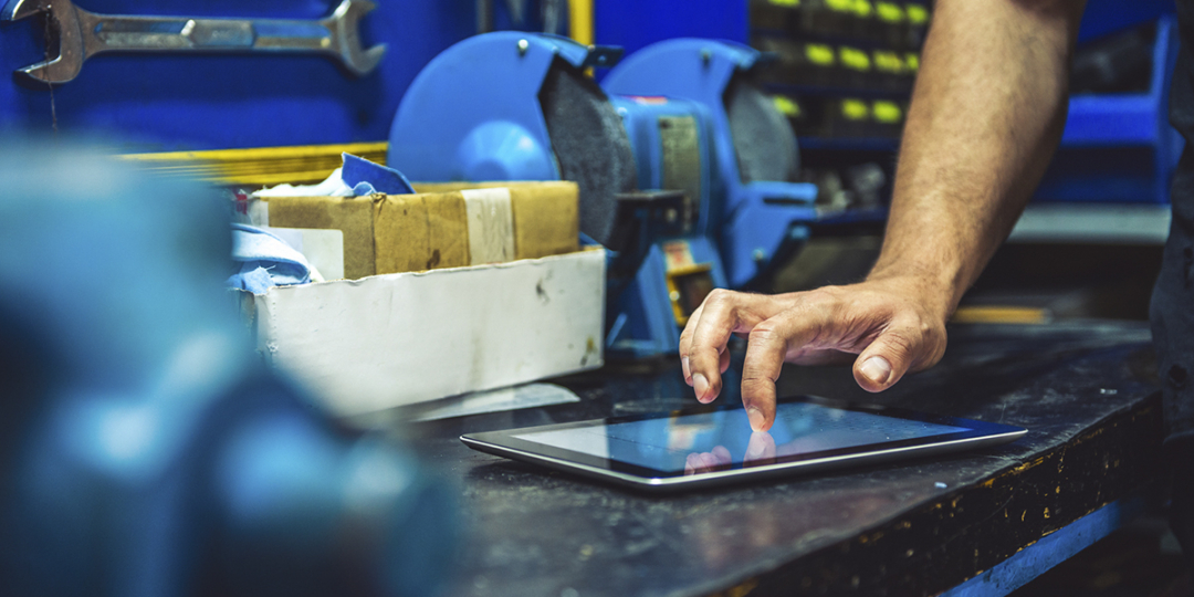 Mobile Devices for the Shop Floor